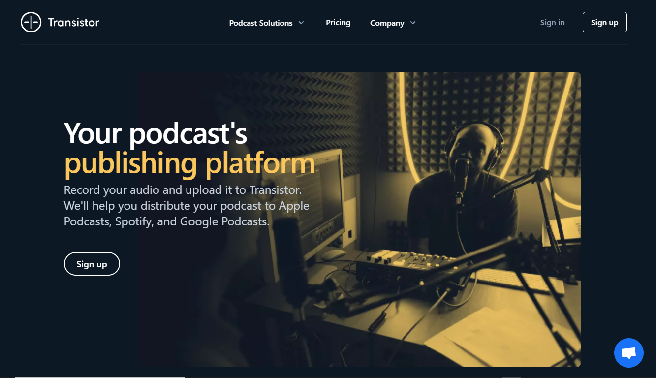 TransistorFM, the best Podcasts hosting platform out there   a-data-driven-guy.com