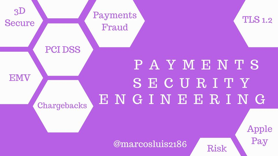 Payments Security Engineering: One of the Most Exciting Fields in Technology Today